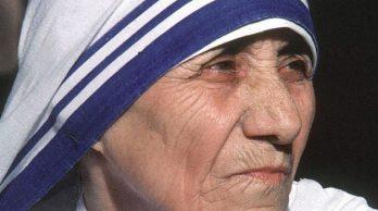 Chân dung Mẹ Teresa Calcutta